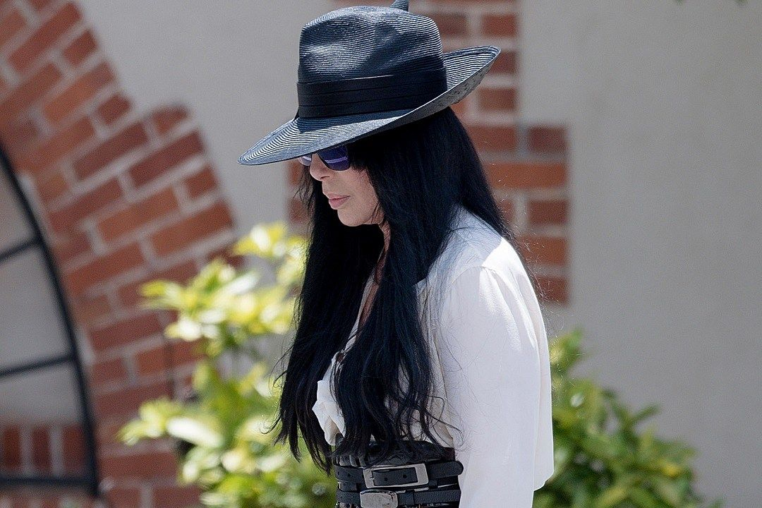 Cher Honors Late Ex-Husband Gregg Allman at Funeral