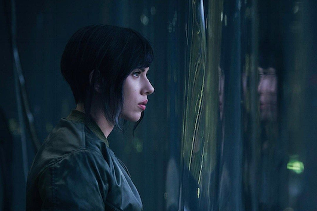 Scarlett Johansson i 'Ghost in The Shell' & Hollywoods Asian Diversity Problem