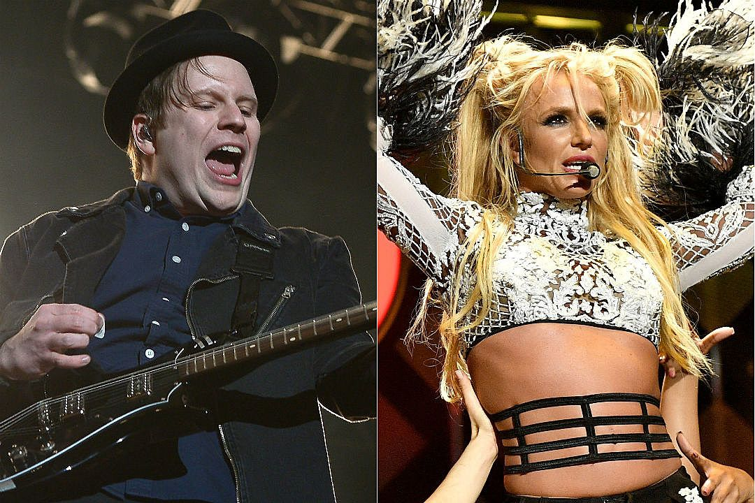 Fall Out Boy Borrow From Britney لأغنية Pop-Frankenstein Single 'Young + Menace