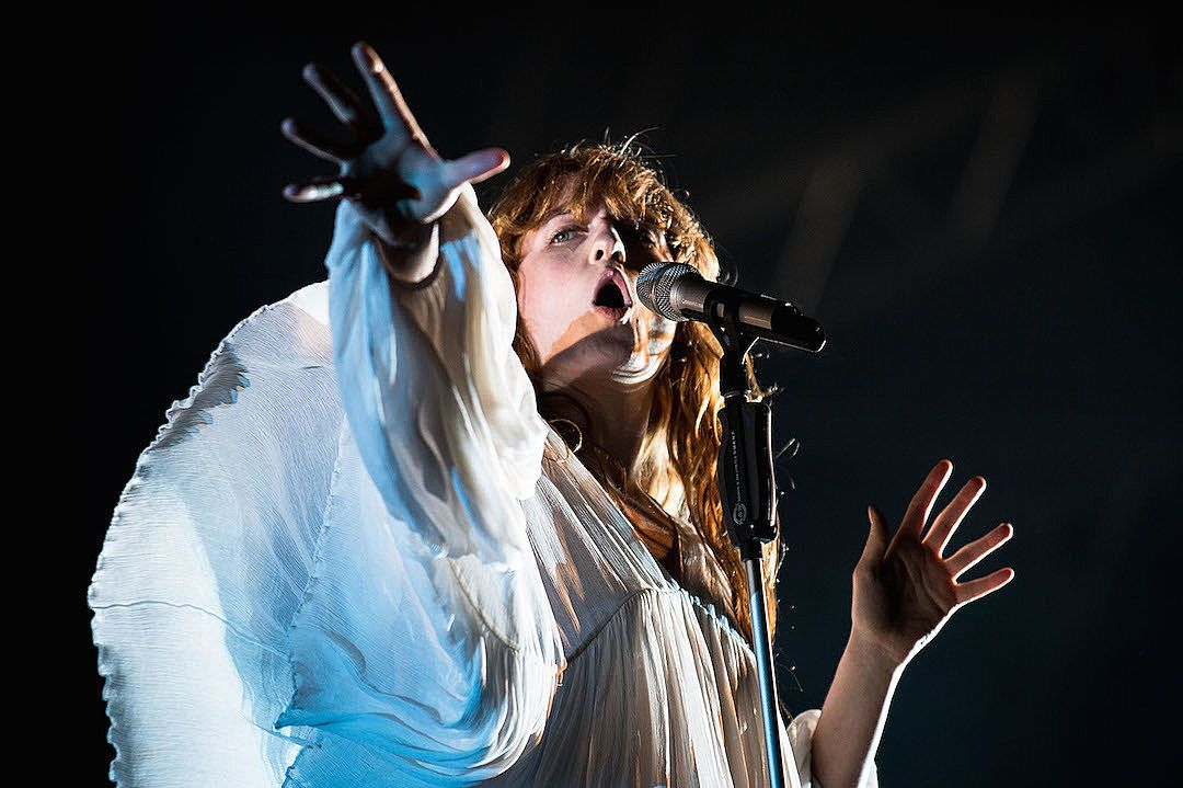 """Florence + The Machine ogłasza """"How Beautiful"""" North American Tour with Grimes + Of Monsters and Men: See The Dates"""