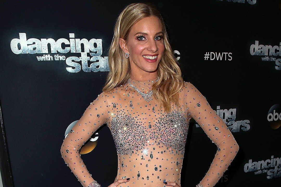 Heather Morris Channels Britney Spears With 'Toxic' 'Dancing With The Stars' Tango